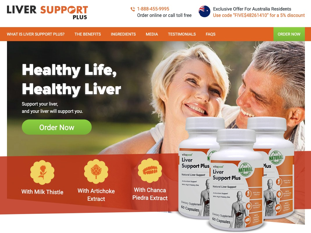 Liver Support Plus in United Kingdom
